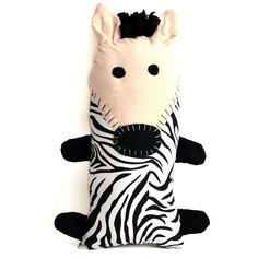 Little Friends Zebra Plush - Dsenyo