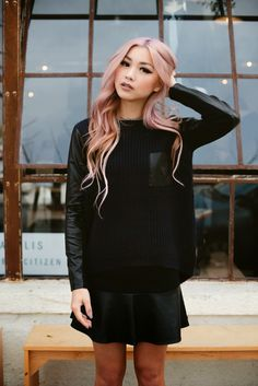 While some beauty advice makes sense regardless of the era, some rules are simply outdated—especially when it comes to color Rose Gold Hair, Blue Hair, Pastel Pink Hair, Asian Hair, Hair Color Asian, Unicorn Hair, Hair 2018, Grunge Hair, Hair Journey