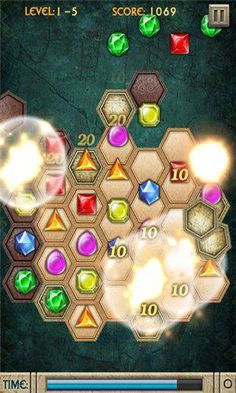 FREE Android game: Jewels Legend   More awesome apps : Softwarelint.com/android