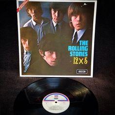 The Rolling Stones12x51984, GERMANY, Decca 6.25964 AOPrimera REedición remasterizada, original de 1984, sonido increíble, en perfectas condiciones, una rareza de colección prensada en Alemania.