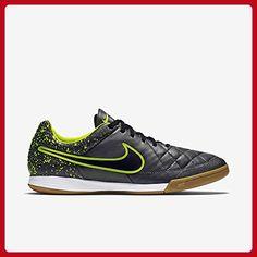 290e0ae305b74 Nike Men s TIEMPO LEGACY IC - (ANTHRACITE BLACK VOLT) (11.5)