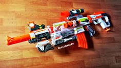 Risultati immagini per nerf Nerf Mod, Lego Craft, Toy Craft, Nerf Elite Guns, Nerf Rifle, Nerf Snipers, Cool Nerf Guns, Scary Halloween Decorations, Jouer