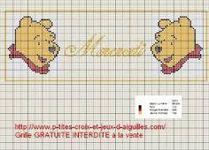 """Képtalálat a következőre: """"grille point de croix bavoir gratuite"""""""