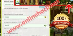 Sim City Buildit Hack Cheats Tool    Today, we are happy to present you newest Sofware .Sim City BuilditHack Toolhas been designed for you, to facilitate your life and that you can derive more enjoyment from the game, and at the same time do not ...