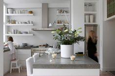 witte keukens planken - Google zoeken