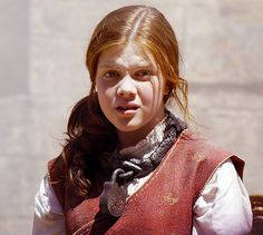 Lucy Pevensie in the Lone Islands