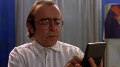 Melvin Frohike! Tertiary on X-Files, Primary on The Lone Gunmen.
