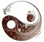 Home \ Oriental Tattoos Decorated Yin Yang Tattoo