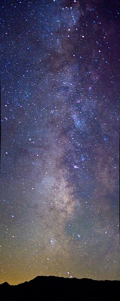 Spend the night in Death Valley so I can see all the stars in the sky