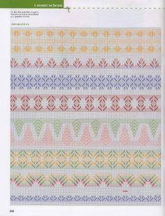 My Grandma Brooker -Swedish huck towel weaving patterns : Gallery. Swedish Embroidery, Towel Embroidery, Types Of Embroidery, Embroidery Patterns, Textiles Techniques, Weaving Techniques, Embroidery Techniques, Cross Stitching, Cross Stitch Embroidery