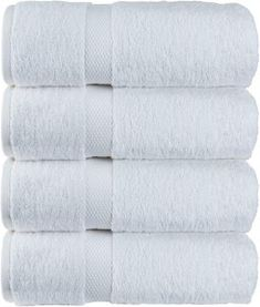 10 Best Bath Towels of 2020 | 10Techkit Egyptian Cotton Towels, Turkish Cotton Towels, Best Bath Towels, Bathroom Towels, Hotel Towels, White Hand Towels, Luxury Towels, Circlet, Washing Clothes