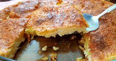 Ξηρομερίτικη κουλούρα: Εύκολη και νόστιμη τυρόπιτα από την Αιτωλοακαρνανία για να φάτε κάτι στα γρήγορα – Enimerotiko.gr Cheese Pies, Greek Recipes, Tasty Dishes, Quiche, French Toast, Sandwiches, Cheesecake, Appetizers, Sweets