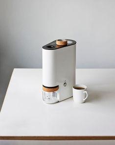 WEBSTA @ p.roduct - Ikawa Minimalist Coffee Roasterby Andrew Stordy