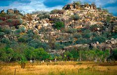 Rocky Outcrop South of Darwin
