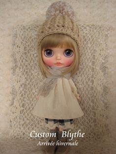 *カスタムブライス*Custom Blythe*Arrive hivernale_画像2