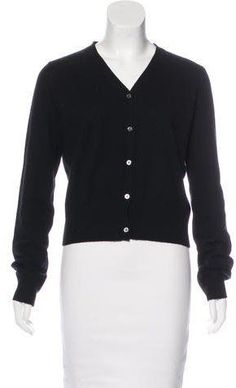 TSE Button-Up Cardigan