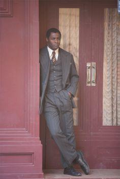 Nelson Mandela Young 11 Idris Elba Interview For 'Mandela: Long Walk To Freedom'