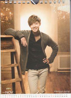 Keyeast ~ December ~ Kim Hyun Joong
