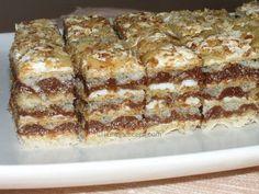 Stari recept za omiljenu poslasticu, koja je interesantna modifikacija Keler torte. Priprema Dobro umutiti 10 belanaca pa dodati 400 g šećera i napraviti čvrst sneg. Dobijenu masu premazati preko 4 oblande (na ravnu stranu), pa posuti seckanim orasima (4×50g = 200g). Peći jednu za drugom (više sušiti) pazeći da ostanu bele. 12 žumanaca i 2 … Настави са читањем Pečene oblande