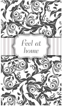 free printables for a welcome guest basket: Darling Doodles - Part 3