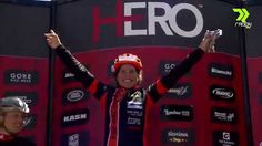 Sellarondahero 2014 - 1st Place: Elisabeth Brandau on Radon Black Sin