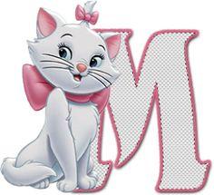 Goofy Disney, Disney Cats, Aristocats Party, Paw Print Art, Stitch Games, Marie Cat, Minnie Png, Classroom Art Projects, Alphabet Wallpaper