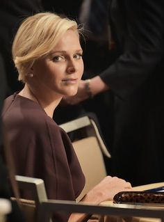 Charlene, Princess Of Monaco attends the 10th Annual Meeting of the Clinton Global Initiative 2014 at the Sheraton New York Hotel & Towers on 22 Sept in New York City.