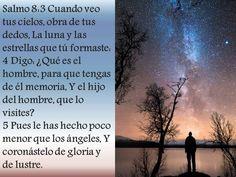 Salmo 8:3-5