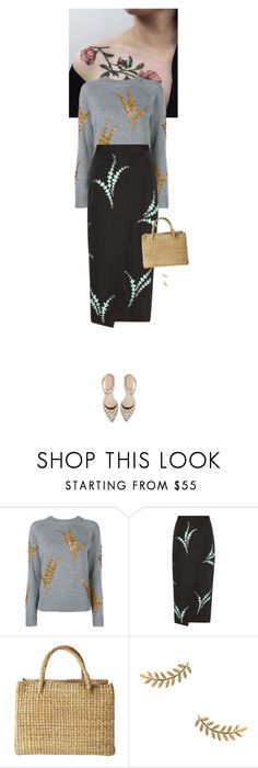 """""""Untitled #2652"""" by wizmurphy ❤ liked on Polyvore featuring Dries Van Noten, Toast, Gorjana, J.Crew and jcrew"""