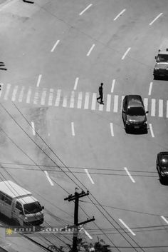 Crosswalk by Raul Sanchez