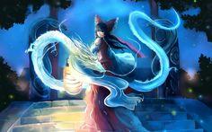 Dragon anime girl