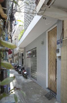 Thiết kế nhà An Khang @ kiến trúc đẹp: Thiết kế nhà với không gian tiết kiệm