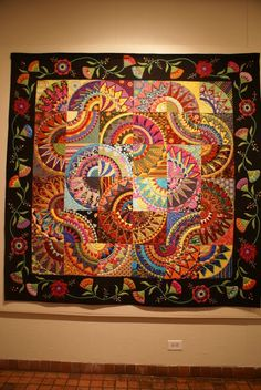 Tweetle Dee Design Co.: Springville Museum of Art Quilt Show.  Spectacular New York Beauty.
