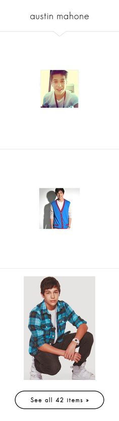 """austin mahone"" by hawaiianmahomie ❤ liked on Polyvore featuring austin mahone, guys, austin, boys, people, pictures, celebs, home, kitchen & dining and backgrounds"