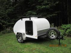 teardrop trailers for sale | Rough Rider Little Guy lightweight teardrop trailer for sale in ...