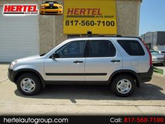 2004 Honda Cr V Lx Fwd Suv For Sale Used Suv Honda Crv Suv For Sale