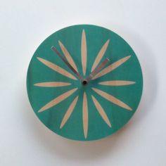 Objectify Vintage2 Wall Clock Medium Size by ObjectifyHomeware, $32.00