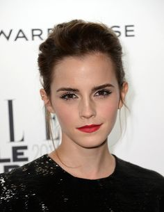 There's literally too many hair examples to choose from. | 23 Times Emma Watson Was Our Favorite Beauty Icon