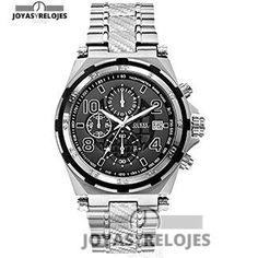⬆️😍✅ Guess W0243G1 😍⬆️✅ Fantástico Modelo perteneciente a la Colección de RELOJES GUESS ➡️ PRECIO 202 € En exclusiva en 😍 https://www.joyasyrelojesonline.es/producto/guess-reloj-de-cuarzo-man-w0243g1-44-mm/ 😍 ¡¡Corre que vuelan!! #Relojes #RelojesFestina #Festina