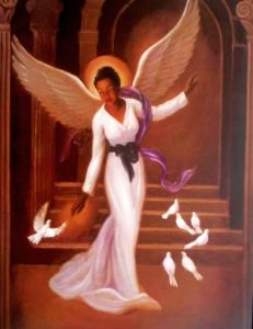 African American Art Gallery | African American Angel Gifts & Collectibles