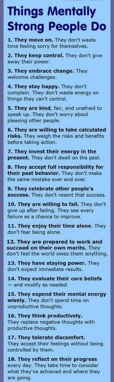 18 things to promote strong positive thinking Build up your mental strength! I know worry is hard to get past but recognize your emotions and understanding them could help mental strength. Use these tips to get yourself started. Positive Thoughts, Positive Quotes, Motivational Quotes, Inspirational Quotes, The Words, Guter Rat, Mentally Strong, Stay Strong, Good Advice