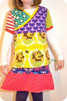 lillesol & pelle Schnittmuster/ Pattern: Primavera-Shirt