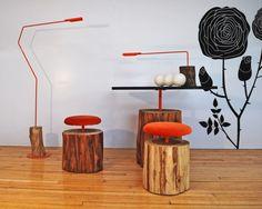 urban logs collection_designer israeliano IIan Dei