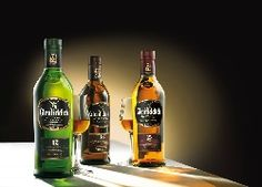Stół, Butelki, Szkocka, Whisky