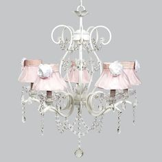 Painting of Chandelier Light Covers Ideas