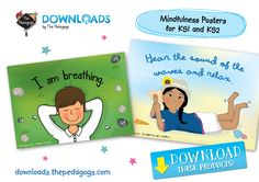 Mindfulness Posters for KS1 and KS2 are available to download now! http://downloads.thepedagogs.com/?s=mindfulness+poster