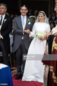 Romanian Royal Family, Religious Ceremony, Wedding Bouquets, Wedding Dresses, Family Movies, Royal Weddings, Kaiser, Queen Victoria, Royalty