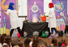 Shopping Piracicaba recebe cientistas malucos em espetáculo infantil gratuito   Jornalwebdigital