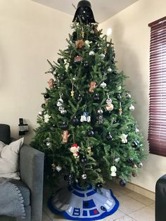Star Wars ✨ Christmas Tree