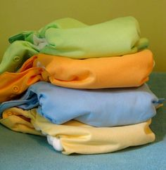 YHL post about cloth diapers